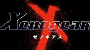 Xenogears title screen
