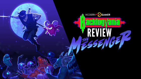 Backlogvania: The Messenger