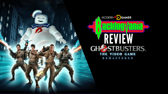 Backlogvania: Ghostbusters Header